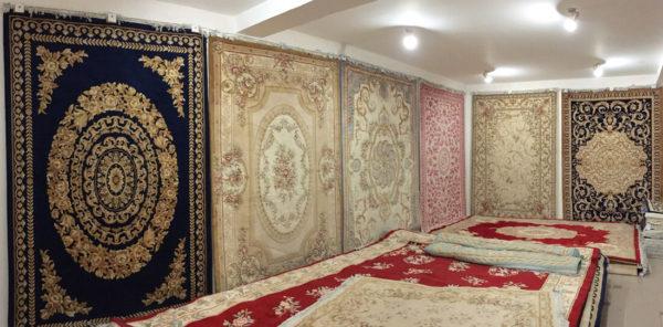 Китайские шерстяные ковры