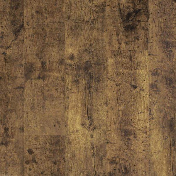 Ламинат, выполненный под состаренное дерево