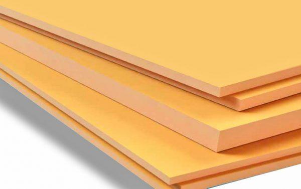 Пенополиуретан выпускают толщиной от 20 до 100 мм