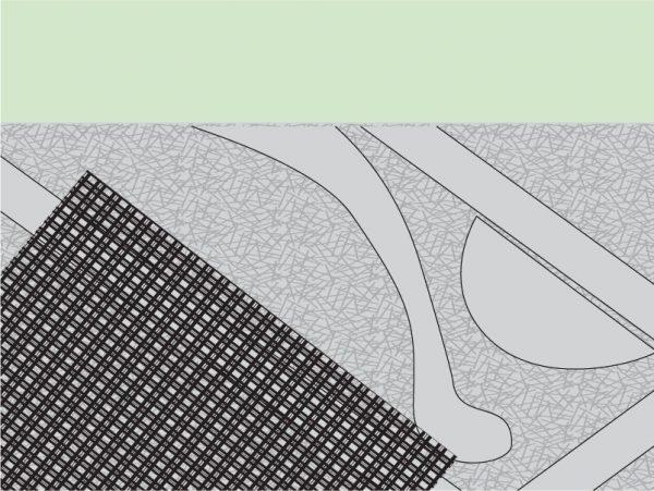 Перед входом в дом или квартиру с линолеумом стоит положить решетку или жесткий коврик. Это защитит напольное покрытие от песка, пыли и грязи
