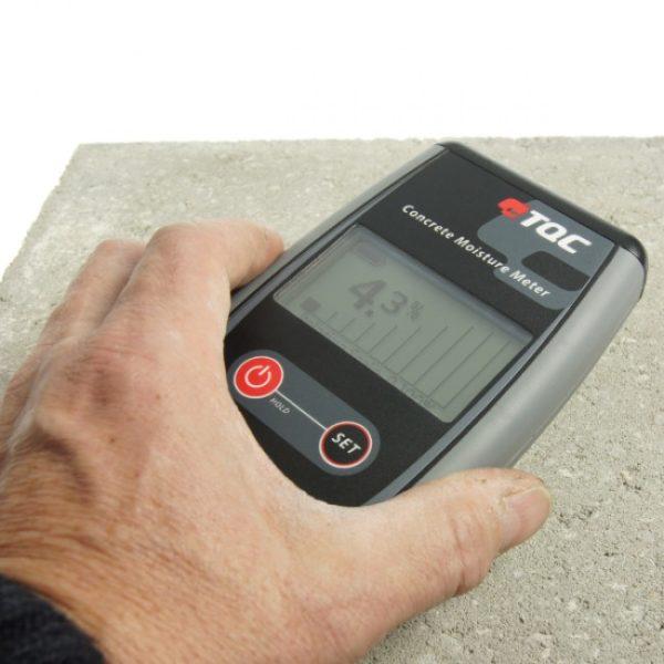 Прибор для определения влажности бетонного пола
