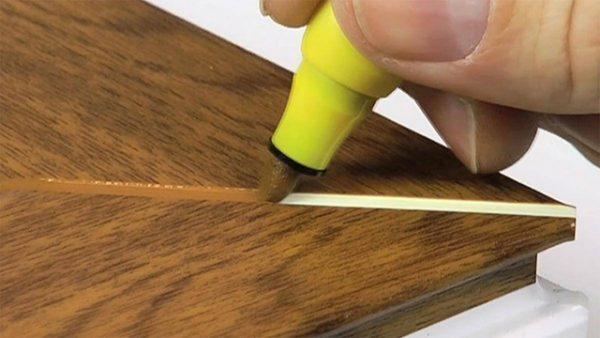 Ретушь-маркер для ламината