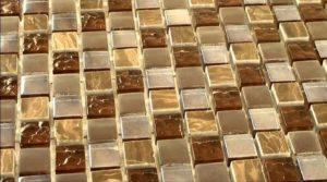 Стеклянная плитка и мозаика