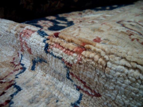 Узелковый ковёр ручной работы