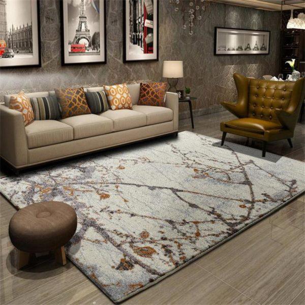 Полипропилен — самый распространенный материал среди синтетических материалов для производства ковров