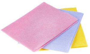 Фланелевая тряпка или бумажные салфетки