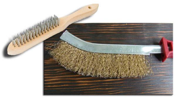 Инструменты для ручного браширования