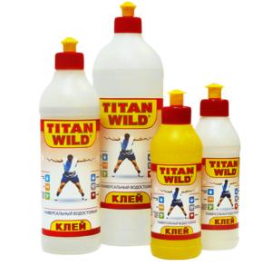 Клей ТИТАН Wild