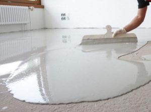 Некачественное выравнивание поверхности правилом и раклей