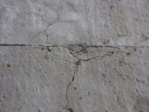 Непрочная бетонная стяжка
