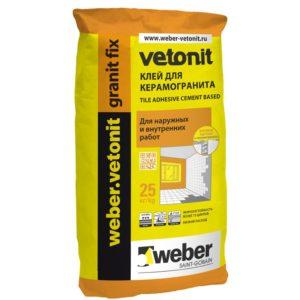 Weber.Vetonit Granit Fix