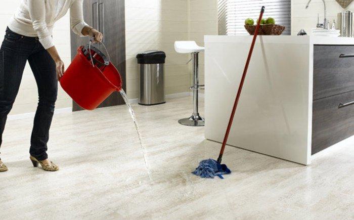 Как мыть ламинат чтобы он прослужил долго