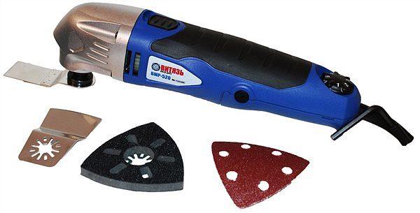 Мультифункциональный инструмент для прирезки, затачивания,шлифовки и полирования Renovator