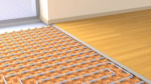 Теплый пол под ламинат на бетонный пол варианты и технология укладки