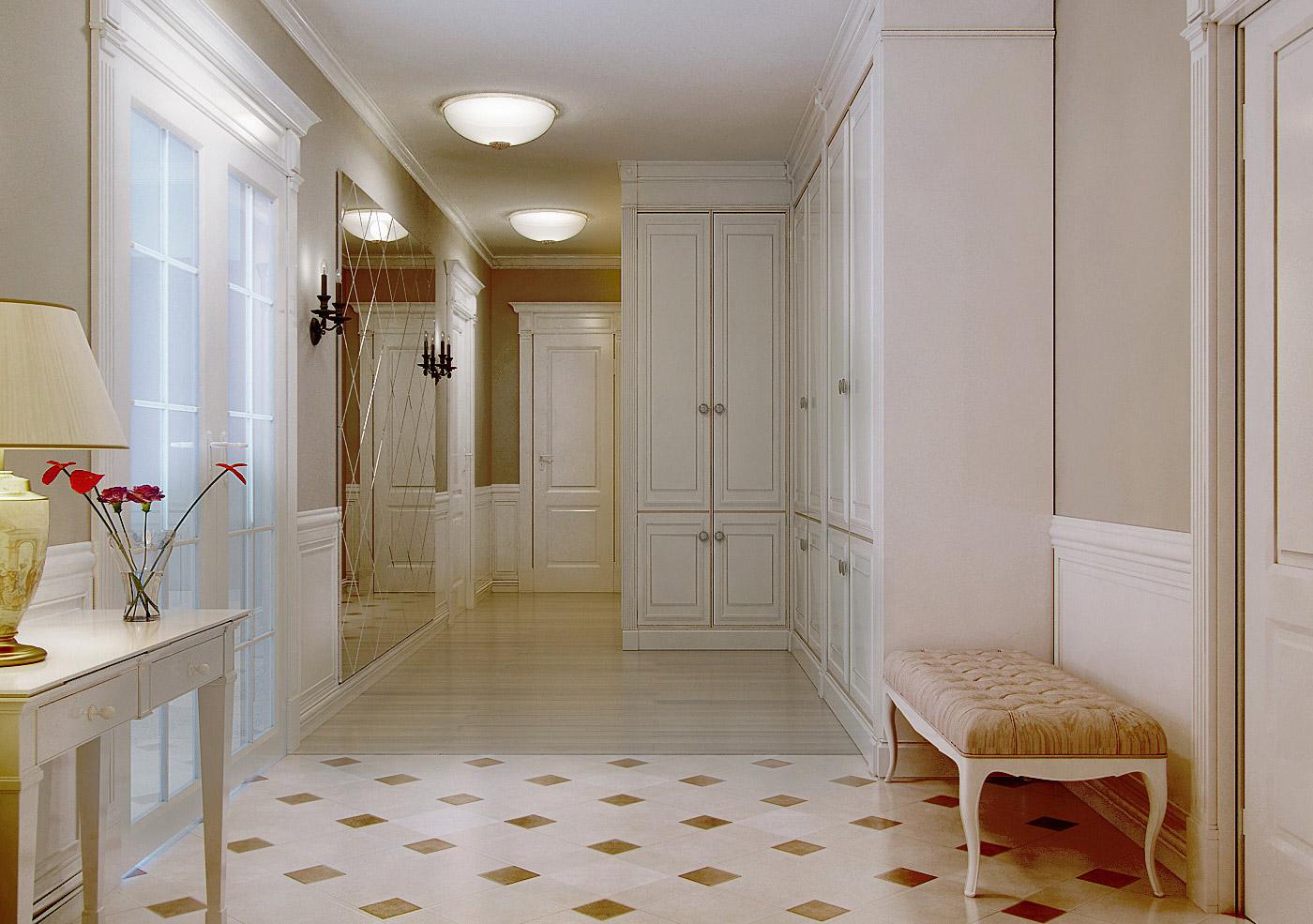 картинки ламината с плиткой в коридоре фото только