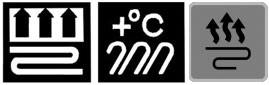Разрешающие маркировки для использования с теплым полом