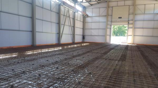 Устройство бетонной стяжки – подготовка
