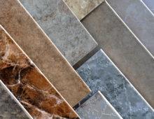 Разнообразие фактур и расцветок напольной керамики