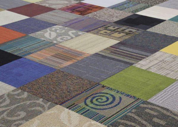Разнообразие ковровых покрытий