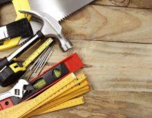 Инструменты для укладки лаг