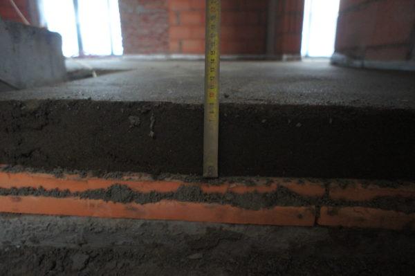 Утепление бетонной стяжки плитным материалом
