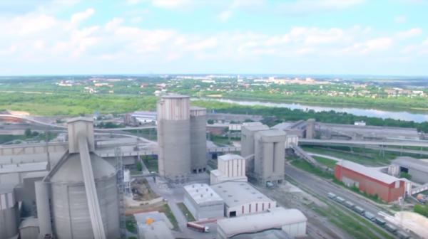 Завод по производству пескобетона