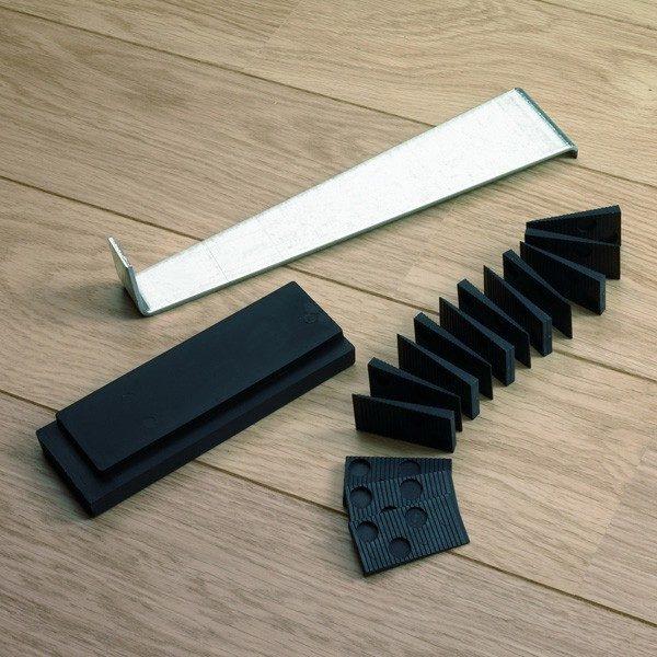 Установочный комплект для укладки ламината