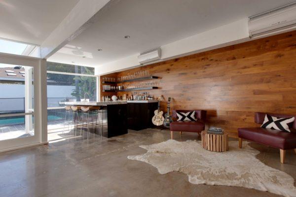 Интерьер квартиры свободной планировки