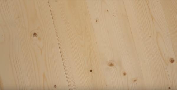 Текстура необработанного покрытия
