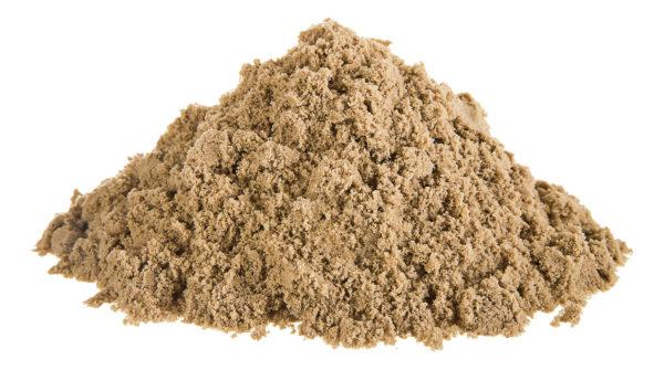 Песок для стяжки: какой нужен