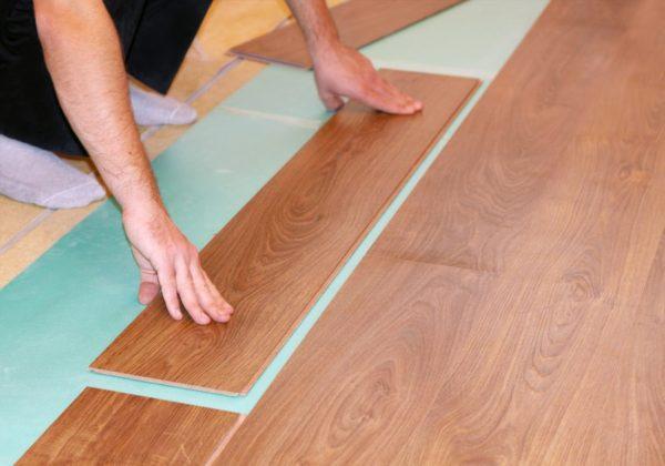 Подложка улучшает качество покрытия