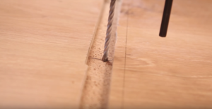 Порожек между плиткой и ламинатом виды установка
