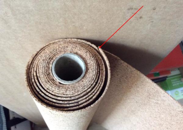 Пробка является хрупким материалом, поэтому особое внимание следует уделить ее транспортировке и хранению