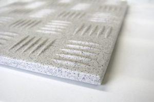 Рельефная поверхность керамогранитной плитки