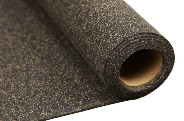 Комбинированная подложка (пробка с каучуком)