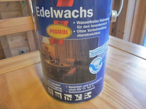Банка Edelwachs