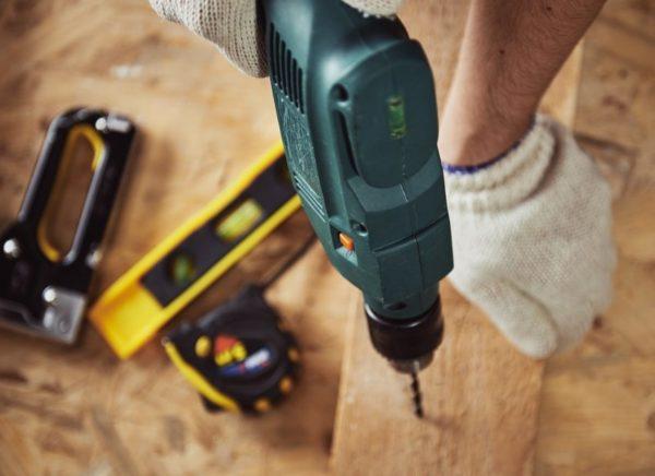 В некоторых случаях требуется полная замена деревянного основания
