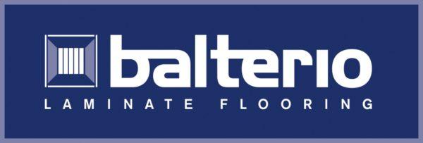 Логотип известной бельгийской марки Balterio