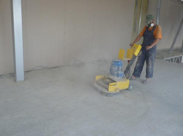 Обработка сухим методом связана с большим уровнем пылеобразования