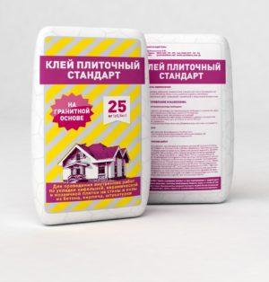 На упаковке клея производитель дает подробную информацию по приготовлению, нанесению и сроку высыхания