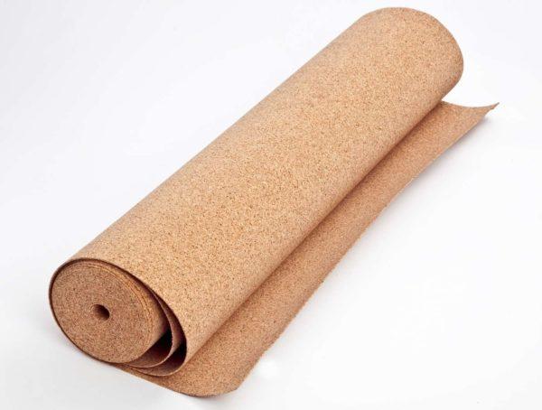 Рулонный материал поставляется чаще всего длиной полотна 10 м