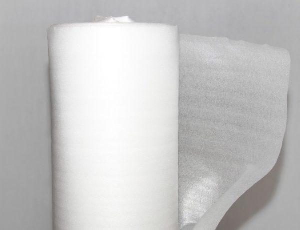 Подложка под ламинат (вспененный полипропилен)