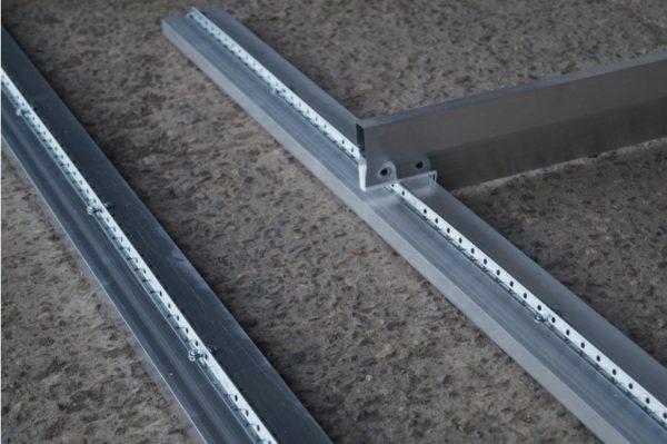 Инструменты для устройства сухой стяжки пола