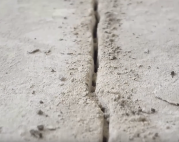 После удаления старого покрытия можно обнаружить признаки повреждения основания