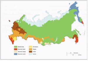 Климатический регион размещения