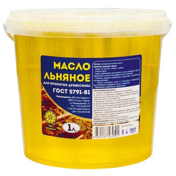 Льняное масло можно приобрести в большинстве строительных магазинов