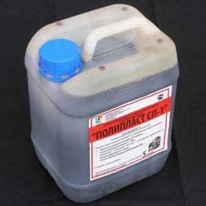 При изготовлении самодельного бетона рекомендуется добавлять в раствор пластификатор