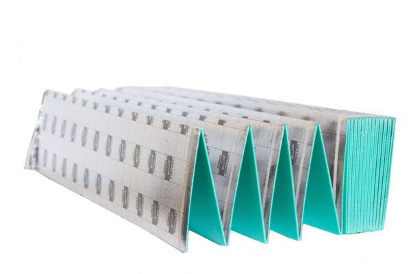 Пенополистирольная подложка с фольгированным слоем эффективна в системе теплого электрического или водяного пола