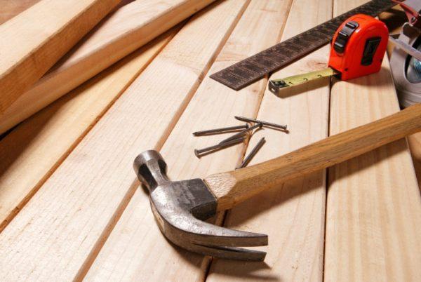 Подготовка инструментов для работы
