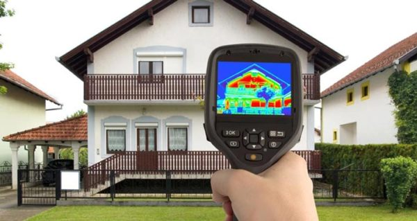 То, насколько утеплен дом, также очень важно
